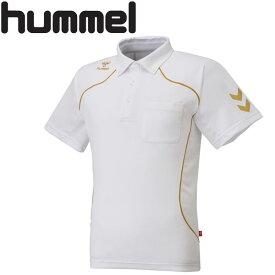 【2枚までメール便送料無料】ヒュンメル hummel ポロシャツ HAP3039-10