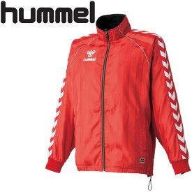 【1枚までメール便送料無料】17SS ヒュンメル hummel ウインドブレーカージャケット ジュニア HJW2054-20