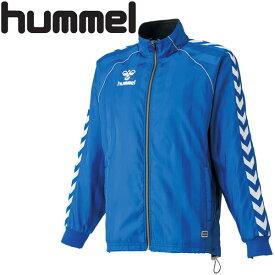 【1枚までメール便送料無料】17SS ヒュンメル hummel ウインドブレーカージャケット ジュニア HJW2054-63
