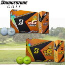 ブリヂストンゴルフ e6 ソフト ゴルフボール 1ダース(12p) e6 SOFT