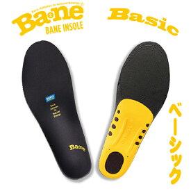 【メール便送料無料】バネ Ba2ne 中敷き インソール ベーシック BN00010