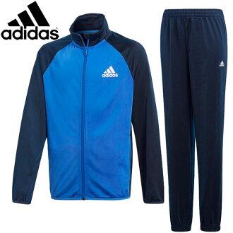 阿迪达斯B运动衫上下安排(跑步者裤子)小孩18SS AAW94