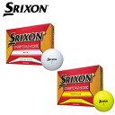 スリクソン ディスタンス ゴルフボール 1ダース(12P) 2018年モデル