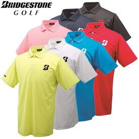 ブリヂストンゴルフ TOUR B 半袖ポロシャツ メンズ 59G01A