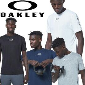 【メール便送料無料】 オークリー トレーニングウェア 半袖Tシャツ ENHANCE QD SS TEE BOLD 10.0 メンズ FOA400157 2020年モデル