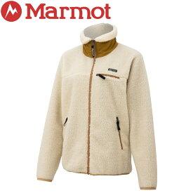 マーモット W's Sheep Fleece Jacket ウィメンズシープフリースジャケット レディース TOWOJL38-SEP