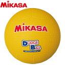 ミカサ 教育用ドッジボール2号 D2-Y 5122002