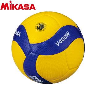 ミカサ バレーボール 検定球4号 V400W