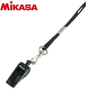 ミカサ ホイッスルプラエコー笛 WH-2-BK 9090010
