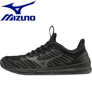 クリアランスセール ミズノ MIZUNO TC-01 トレーニングシューズ メンズ レディース 31GC190190 黒靴 ブラック 黒スニーカー 通勤 通勤靴
