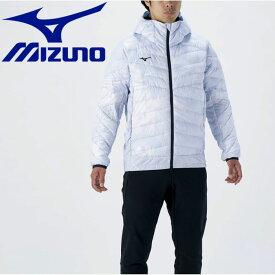 クリアランスセールミズノ MIZUNO トレーニングウエア テックフィルブレサーモフードジャケット メンズ レディース 32ME053602