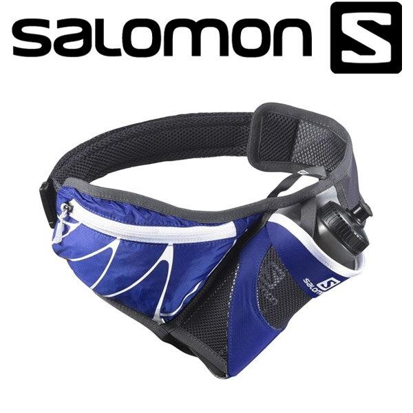 サロモン SENSIBELT ランニング ウェストベルト型ハイドレーション L392890