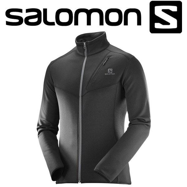 サロモン DISCOVERY FZ M ハイキング&マウンテニアリング ジャケット メンズ L39726000