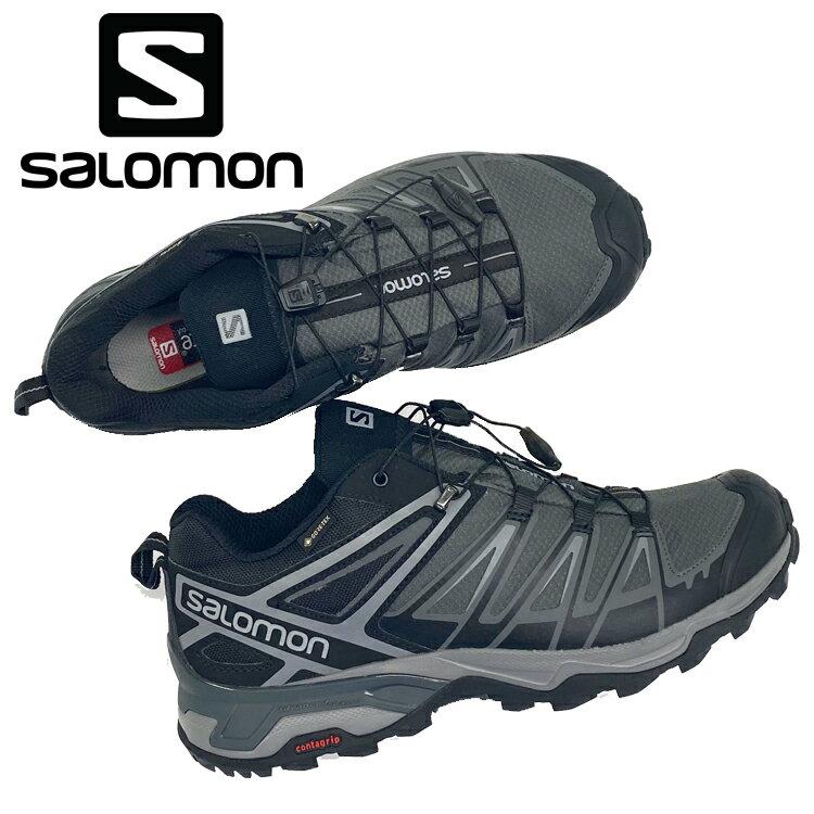 サロモン X ULTRA 3 GTX ハイキング&マルチファンクション シューズ メンズ L39867200
