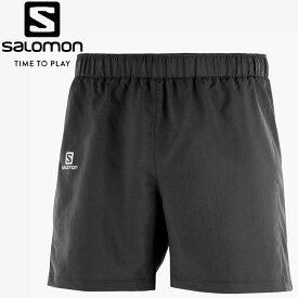【2枚までメール便送料無料】サロモン AGILE 5 SHORT M ランニング ショーツ メンズ L40120100