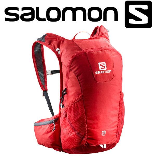 サロモン TRAIL 20 ランニング バックパック メンズ L40133800