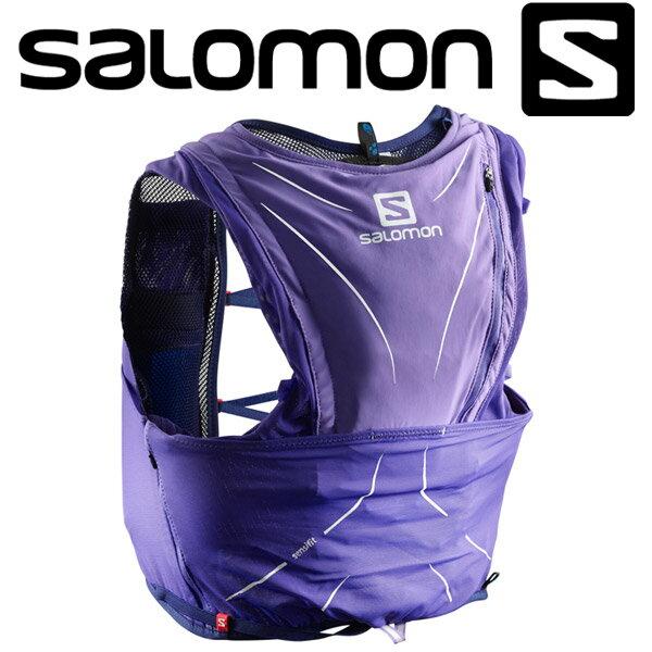 サロモン ADV SKIN 12 ST ランニング バッグパック メンズ L40138500