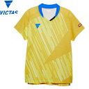 【2点までメール便送料無料】ヴィクタス 卓球 ゲームシャツ V-NGS900 メンズ 031478-0400