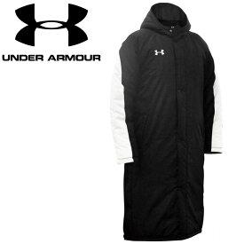 アンダーアーマー UA TS チーム ベンチ コート II 1295629-001 メンズ