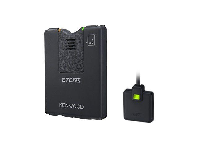 送料無料 ケンウッド KENWOOD カーナビ・カーエレクトロニクス カーナビ連動型 ETC2.0車載器 ETC-N3000