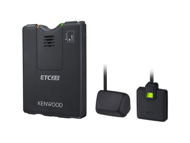 送料無料 ケンウッド KENWOOD カーナビ・カーエレクトロニクス カーナビ連動型 高度化光ビーコン対応 ETC2.0車載器 ETC-N7000