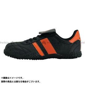 SUNDANCE サンダンス セイフティースニーカー ブラック/オレンジ 23.5cm