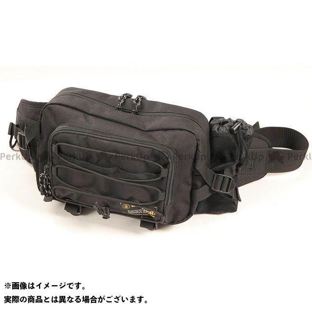 送料無料 DEGNER デグナー ツーリング用バッグ NB-123 ヒップバッグ ブラック