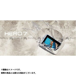 GoPro GoPro HERO7 ホワイト CHDHB-601-FW(国内正規品)   ゴープロ