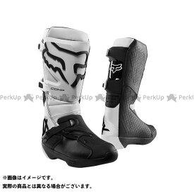 FOX コンプ ブーツ(ホワイト) 10/27.0cm メーカー在庫あり フォックス