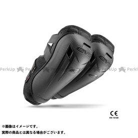 メーカー在庫あり EVS イーブイエス EVV031 オプションエルボーガード(ブラック) ミニ