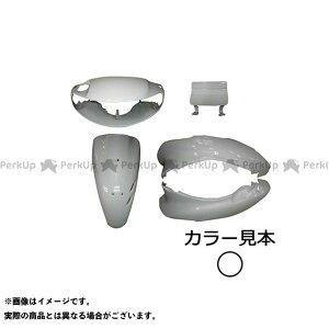 スーパーバリュー ライブディオ 外装5点セット ライブディオ(AF35) II型 パールシーシェルホワイト(NH-198P) supervalue