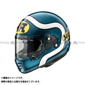 アライ ヘルメット RAPIDE NEO HA(ラパイド・ネオ エイチ・エー) ブルー 57-58cm メーカー在庫あり Arai