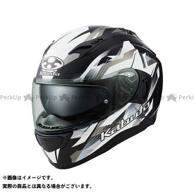 OGK KABUTO KAMUI-III STARS(カムイ・3 スターズ) フラットブラック/シルバー M メーカー在庫あり オージーケーカブト