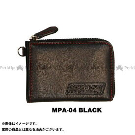 【無料雑誌付き】マーキュリープロダクツ MINIウォレット(ブラック) メーカー在庫あり MERCURY PRODUCTS