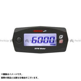 【エントリーで最大P19倍】コーソー 汎用 Mini4デジタル タコメーター KOSO