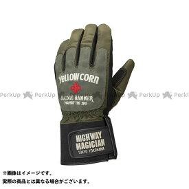 イエローコーン 2019-2020秋冬モデル YG-290W ウインターグローブ(カーキ) LL YeLLOW CORN