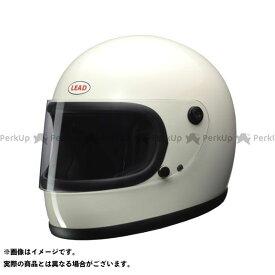 リード工業 RX-200R レトロヘルメット(ホワイト) LEAD工業