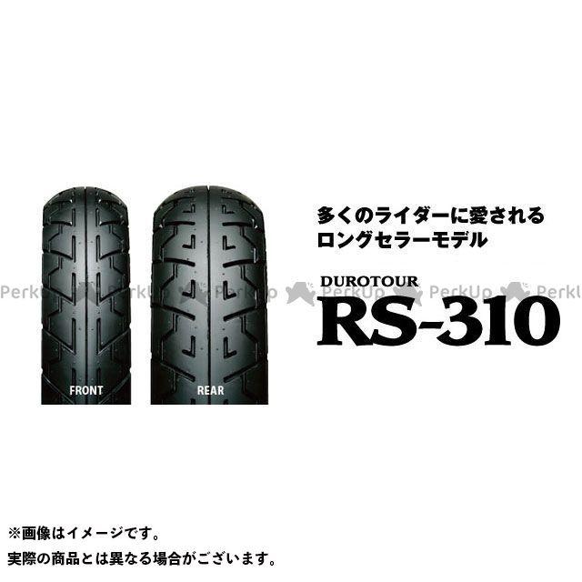 送料無料 IRC 汎用 オンロードタイヤ DUROTOUR RS-310 100/90-16 M/C 54H TL フロント