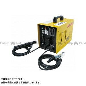 【エントリーで最大P20倍】スズキッド スターク120 60Hz 100V/200V兼用 交流アーク溶接機 SUZUKID