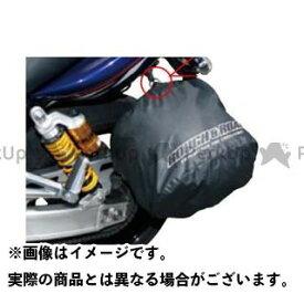 【エントリーでポイント10倍】 ラフ&ロード ラフアンドロード RR9908 ポケッタブルヘルメットカバー(ブラック)