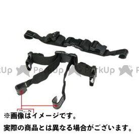 ラフ&ロード ラフアンドロード RR9961 サイドバッグ用フック式セッティングジョイントパーツ(ブラック)