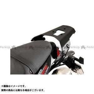 【雑誌付き】SWモテック スピードトリプル ALU-RACK(アリュラック)ブラック QUICK-LOCK(クイックロック)アダプタープレート SW-MOTECH