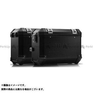 【ポイント最大19倍】SWモテック 950アドベンチャー 990アドベンチャー TRAX(トラックス)ION アルミケースシステム ブラック 45/45 l. KTM 950 Adv./990 Adv.(03-)|KFT.0 SW-MOTECH