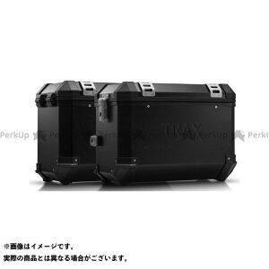 【雑誌付き】SWモテック 990 SM R 990 SM T その他のモデル TRAX(トラックス)ION アルミケースシステム ブラック 45/45 L. KTM 990 SM/SM-T/SM-R/950 SM|KFT SW-MOTECH