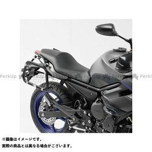 【雑誌付き】SWモテック XJ6 QUICK-LOCK(クイックロック)サイドキャリア -ブラック- SW-MOTECH