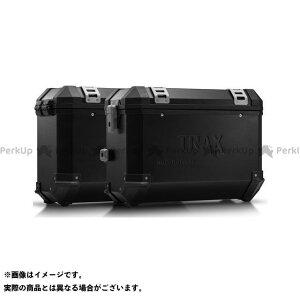【雑誌付き】SWモテック XT660Zテネレ TRAX(トラックス)ION アルミケースシステム ブラック 37/37 l. Yamaha XT 660 Z T?n?r?(07-)|KFT.06 SW-MOTECH