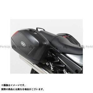 【雑誌付き】SWモテック ZZR1400 QUICK-LOCK(クイックロック)EVO Profile サイドキャリア ブラック Kawasaki ZZR 1400(06-11) SW-MOTECH