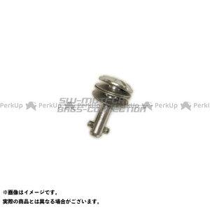 【無料雑誌付き】SWモテック アリュラック用 クイックロック・スクリューセット(スペアー/交換用) SW-MOTECH