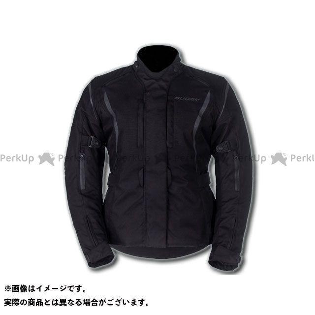 SUOMY スオーミー SJK-019 T-ツーリング レディースジャケット(ブラック) レディースXS