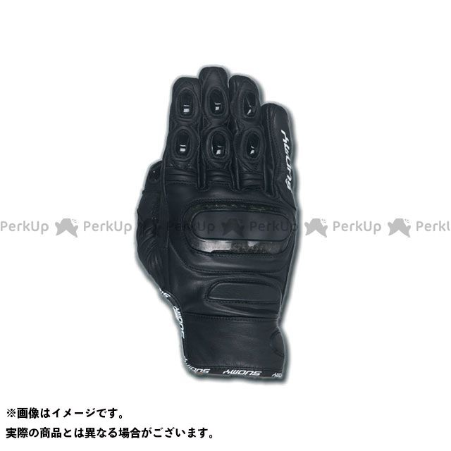 SUOMY スオーミー SGU-021 R-ソニックグローブ ブラック S